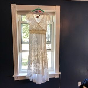 Anthropologie Dress Medium, like new